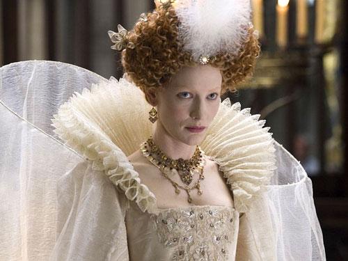 凯特·布兰切特《伊丽莎白:黄金时代》