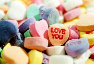 我爱你,为什么呢?2008情人节,心动+行动真情告白