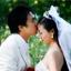 婚纱照见证8年爱情