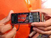 500万隐藏式摄像头 索尼爱立信C902图赏