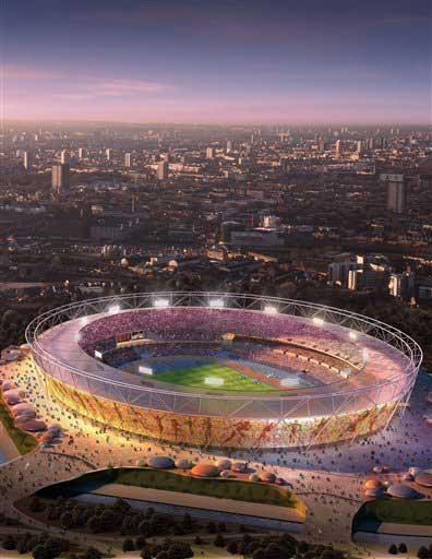 2012年伦敦奥运会主体育场