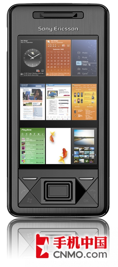 索尼爱立信:3GSM上的四大历史性革命