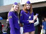 俄罗斯空姐