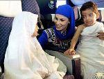 阿拉伯空姐