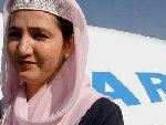 阿富汗空姐
