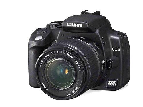佳能单反降至新低价 14日百款相机价格表