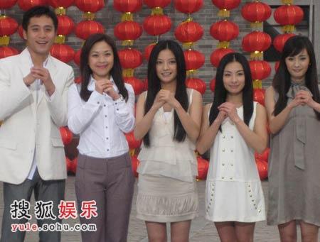 杨幂广告新鲜看 五星贺岁红火登场-搜狐娱乐