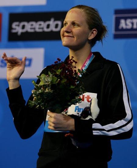 2005年获得世锦赛时的考文垂