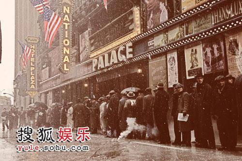 30年代纽约街景