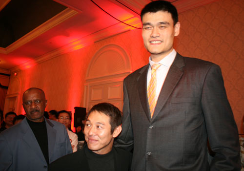 Yao Ming Mania! • View topic - 2008 NBA All-Star- New Orleans