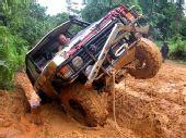 马来西亚:被雨水淋湿的日子