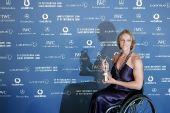 图文:08劳伦斯奖揭晓 维格尔最佳残疾人运动员