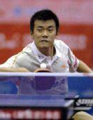 图文:2008年世乒赛团体赛中国香港队 唐鹏