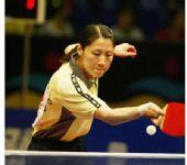 图文:2008年世乒赛团体赛中国香港队 张瑞