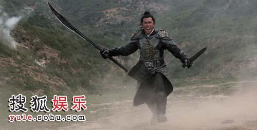 江山美人_甄子丹叫板成龙 《江山美人》首演搏命将军-搜狐娱乐