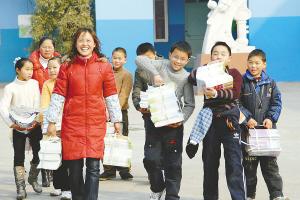 江苏省义务教育免费提供教科书 人人享免费
