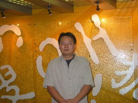 《21世纪经济报道》总编辑刘洲伟