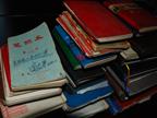 多年以来曹述军同志所写日记