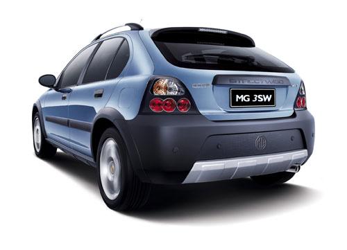 MG 3SW维多利亚蓝
