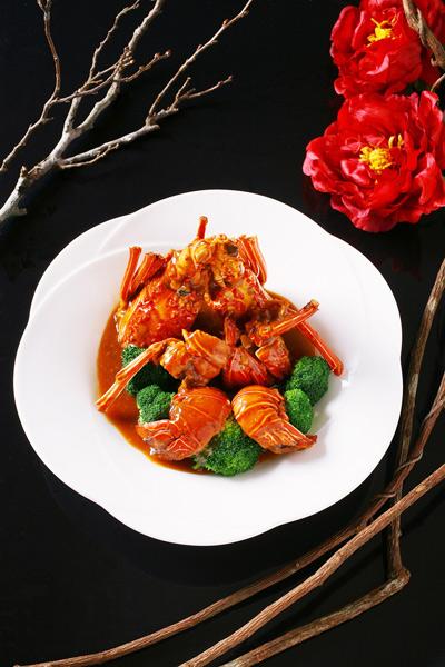 品味北京迎美食香格里拉推中国美食文化节关于文奥运披萨的图片