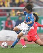 图文:[四强赛]日本VS韩国 权韩柳突然袭击