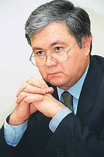 塔吉克斯坦驻华大使拉希德•阿利莫夫