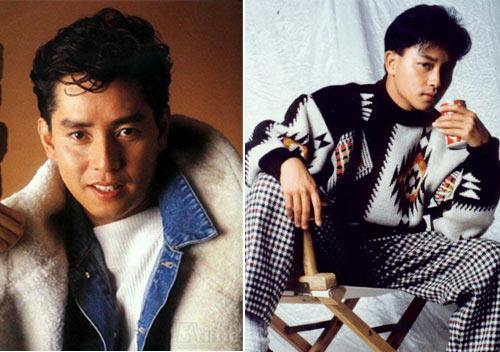 80年代是谭咏麟与张国荣的争锋岁月