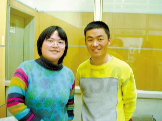 王宝强与记者