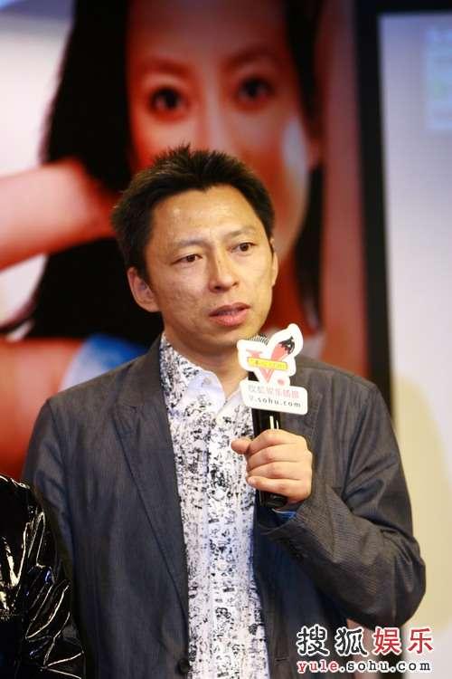 图:赵薇官网落户搜狐 张朝阳讲述赵薇官网