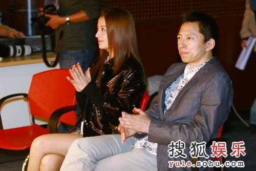 赵薇与张朝阳先生