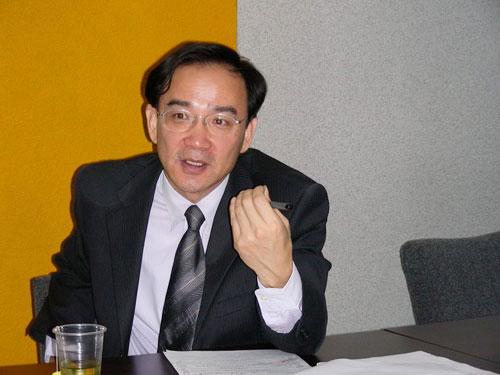 图:搜狐十周年庆典特邀嘉宾 - 任仲伦