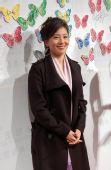 图文:中国职场女性榜样颁奖 冬奥冠军杨扬出席