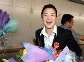 图文:大姐大王楠写真 得胜而还甜美笑容