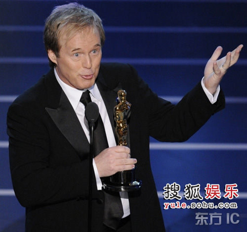 图:颁奖礼现场 《料理鼠王》获最佳动画片奖