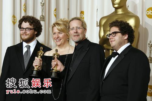 图:后台 《谍影重重3》获最佳音效剪辑奖2