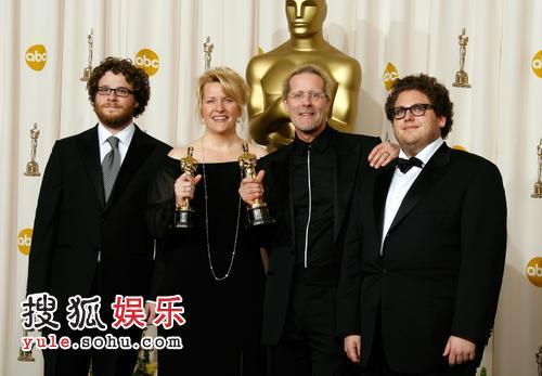 图:后台 《谍影重重3》获最佳音效剪辑奖3
