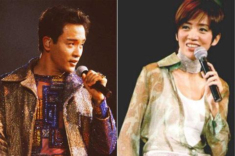张国荣梅艳芳的相继离开让2003年的香港娱乐圈一篇悲痛