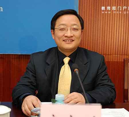教育部师范司副司长宋永刚
