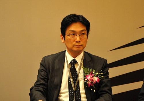 尼康(中国)副总经理五井力先生