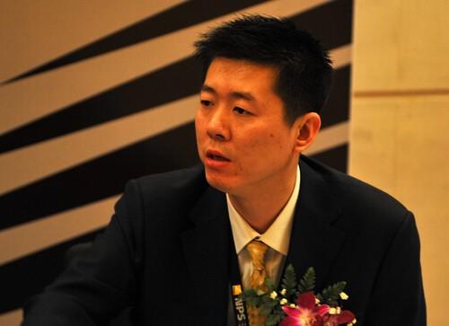 尼康(中国)营业部经理吴向华先生