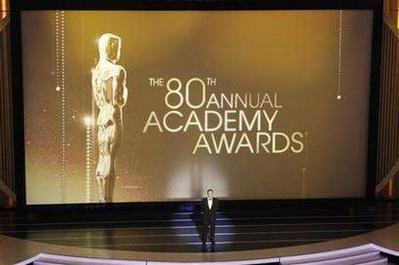第八十届奥斯卡奖揭晓 《老无所依》成最大赢家