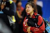 图文:日本女团3-2击败韩国 福原爱哭红了双眼