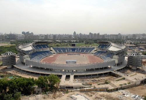 图文:奥运场馆建设万众瞩目 彰显自主创新实力 10
