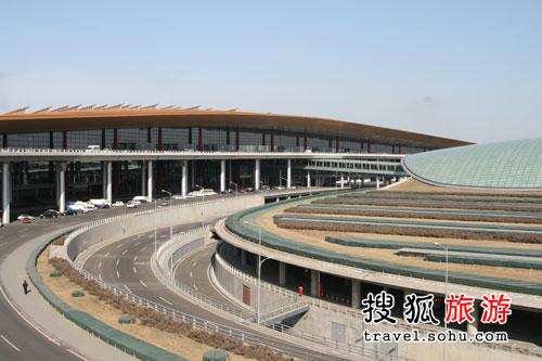 T3航站楼道路交通