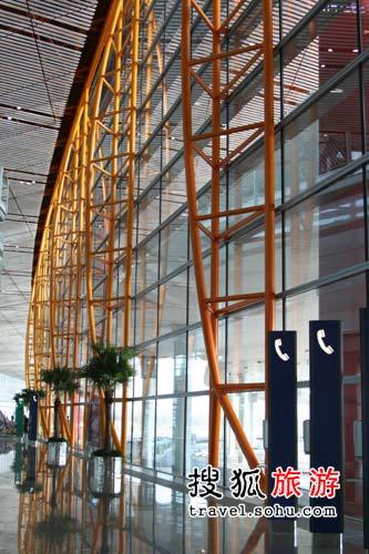 T3航站楼大厅