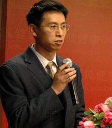 中国医药企业竞争力课题组主任