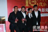 图:搜狐十年庆典新闻中心 集结号的小伙子们