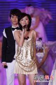 图:搜狐十年庆典现场 搜狗女声程怡精彩献唱