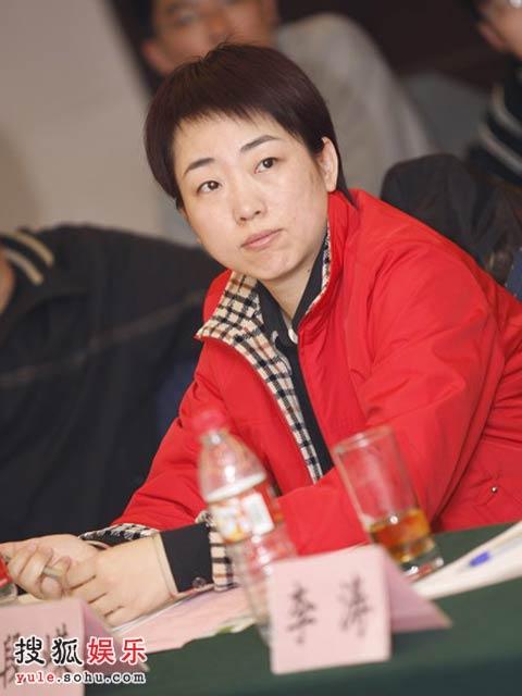 图:北京电视台《星夜故事秀》制片人 段嵘