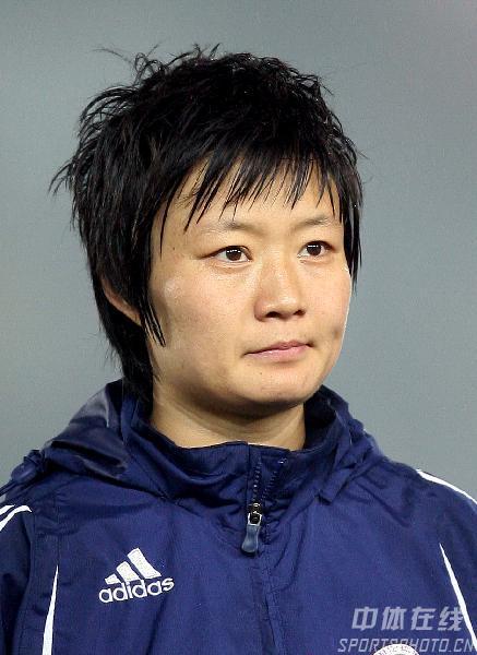 中国女足球员一览 后卫刘亚莉